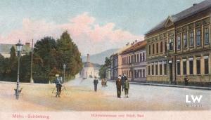 Městské lázně Šumperk