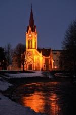 Husitský kostel Zábřeh