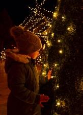 Vánoce na Glyfadě, Atény, Řecko