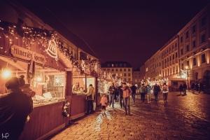 Vánoční trhy Olomouc