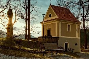Park u kostelíku