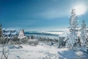 Zima z Lysé hory