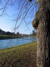 Řeka Bečva - Teplice