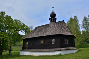 kostel Sv. Jana Nepomuckého Klepáčov