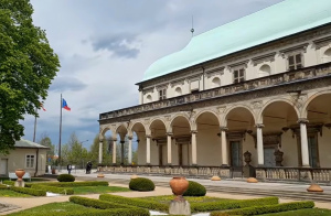 Letohrádek královny Anny-Belvedere Praha