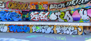 Graffiti Stage Ostrava