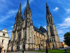 Svatý Václav v Olomouci